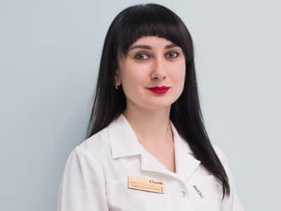 Бреднева Дарья Анатольевна — психолог, куратор по снижению веса