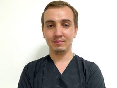 Логинов Евгений Евгеньевич — массажист